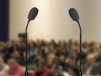 microphone,conference