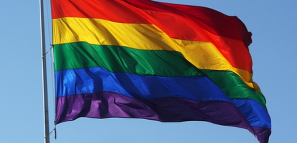 Place rainbow flags in GP surgeries to encourage patients to 'come out'