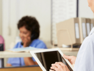 New approaches to healthcare: the potential role of receptionists