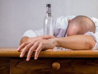 NHS data shows rise in alcohol-related deaths