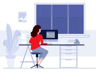 Half of businesses aren't set up for home-working
