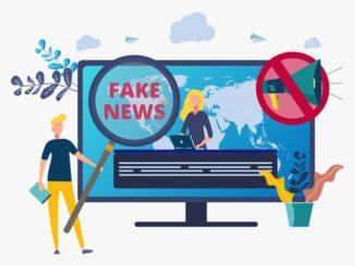 Coronavirus and a fake news pandemic