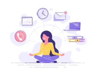 Four simple mindfulness activities