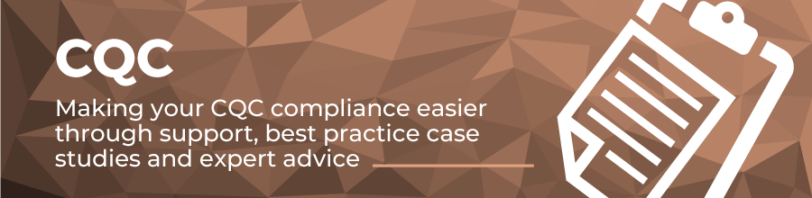 CQC. Making your CQC compliance easier through support, best practice case studies and expert advice.