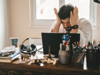 The signs of burn out whilst working from home