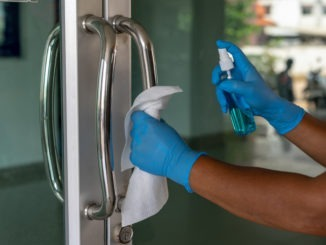 A sparkling clean CQC inspection: general practice infection control and COVID-19