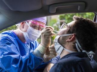 14 staff catch coronavirus at Worcester GP surgery