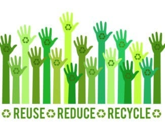 Reduce, reuse and recycle