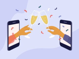 Hosting a virtual work Christmas party