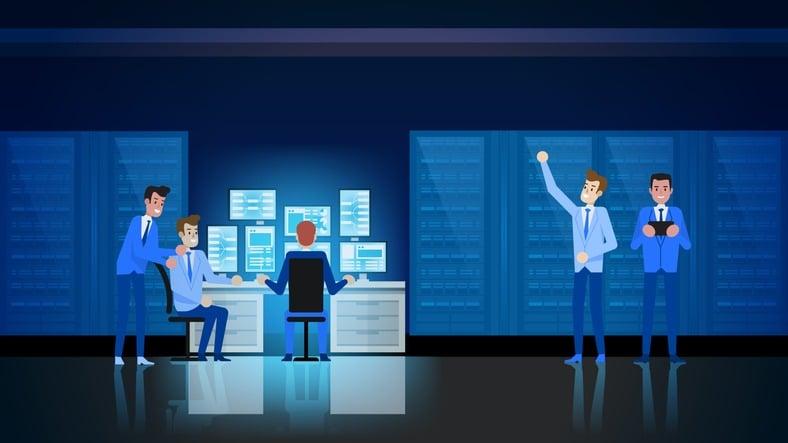 Datacenter Technology. Hardware Engineer Support