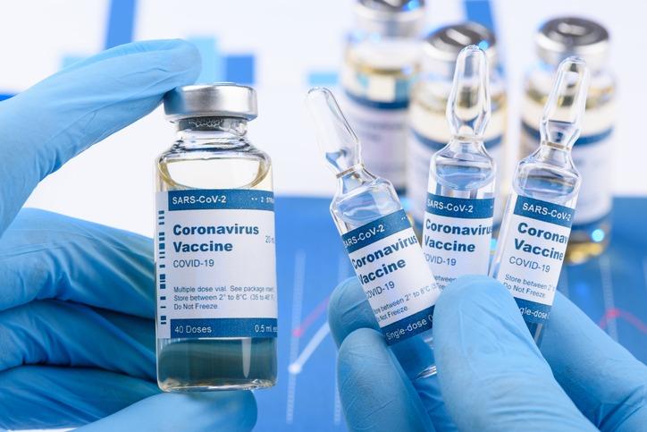 Coronavirus COVID-19 single dose small vials and multi dose