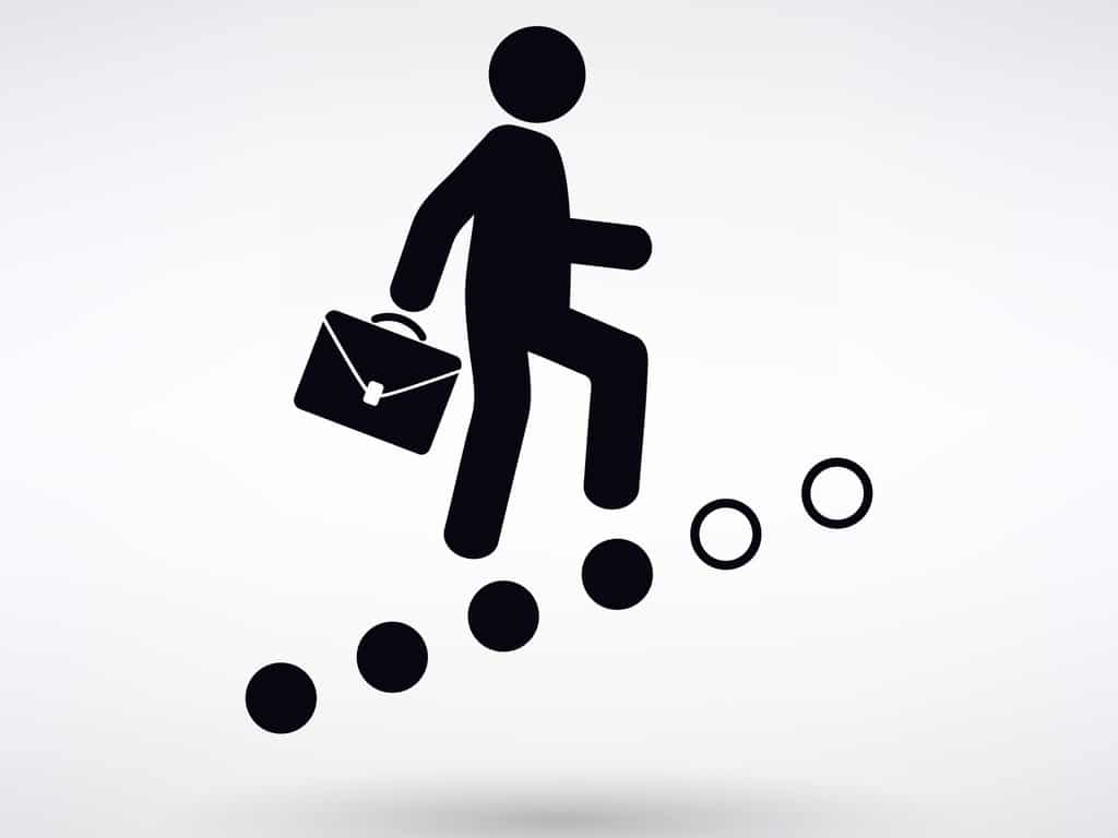 icon-career-ladder-vector-id902252028