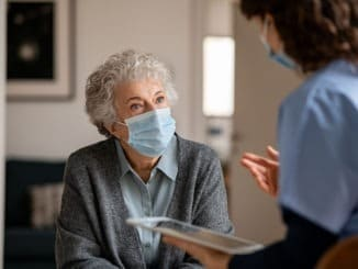 One vaccine dose in care homes gives 'substantial' protection