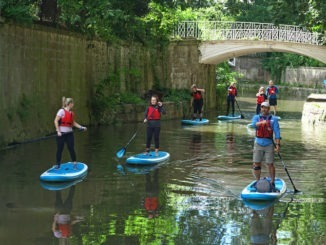 Nottingham GPs could  prescribe 'paddleboard sessions'