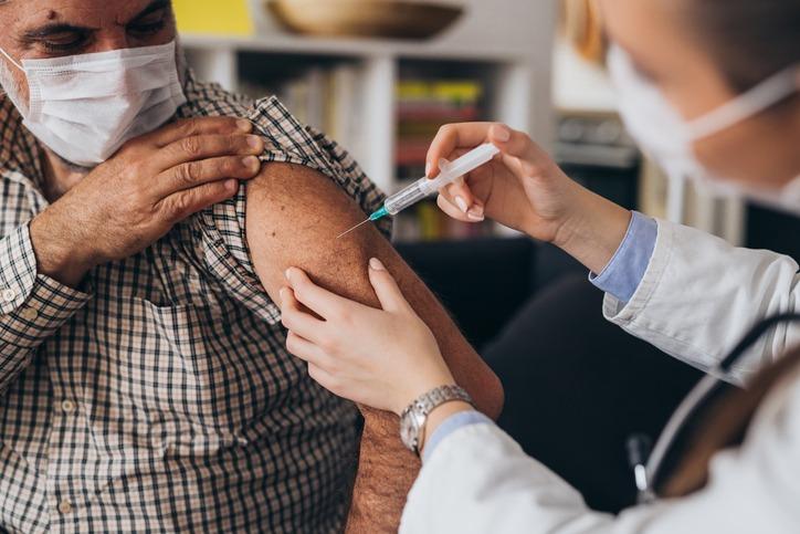 coronavirus vaccination