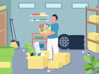 How to declutter even when you're feeling down