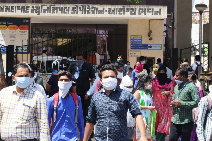 Medical Recruitment – Covid -19 – Coronavirus – Ahmedabad – Gujarat – India – Virus