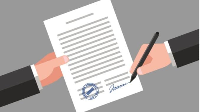 signing-of-business-document-vector-id818607424-678×381