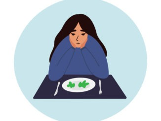 How has the pandemic impacted eating disorders?